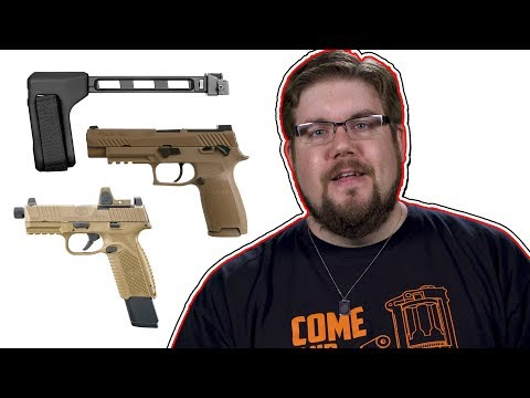 FN509 Tactical, Army's M17 For Sale, 224 Valkyrie Issues - TGC News!