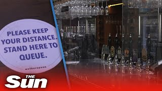 Coronavirus: This Is What Wetherspoon's Pubs Will Look Like After Uk Covid-19 Lockdown