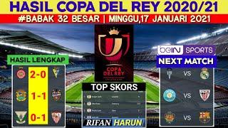 Hasil Copa del Rey Tadi malam | Leganes vs Sevilla | Copa Del Rey 2021 Terbaru|Hasil Bola Tadi Malam