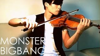 MONSTER Violin Cover - BIGBANG - Daniel Jang