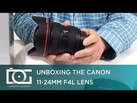 REVIEW | CANON EF 11-24mm F/4 L Series Extreme Wide Angle Fisheye Lens