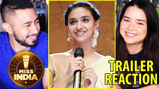 MISS INDIA | Official Trailer | Netflix India | Reaction by Jaby Koay & Achara Kirk