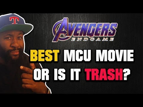 Avengers: Endgame REVIEW: Trash, or the Greatest MCU Movie?