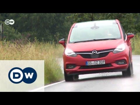 Spacious Opel Zafira Drive It Youtube