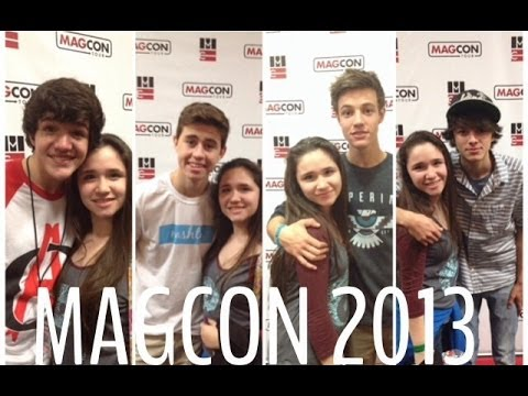 meet and greet convention magcon tour