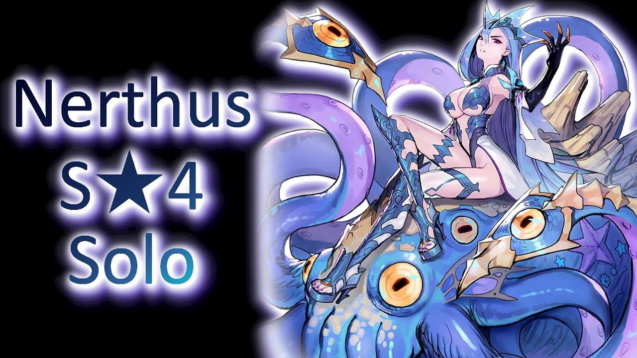 Download Nerthus Annihilates! S★4 SOLO - Valkyrie Connect
