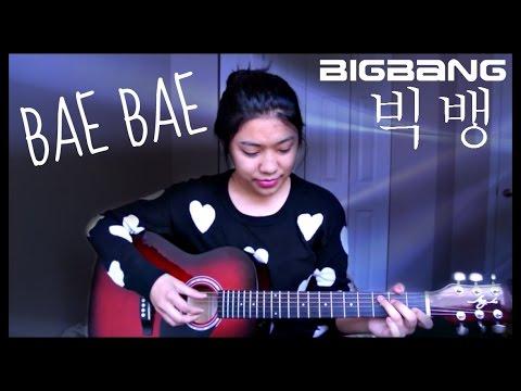 Bae Bae - Big Bang (??) || Short Acoustic Cover [Korean]