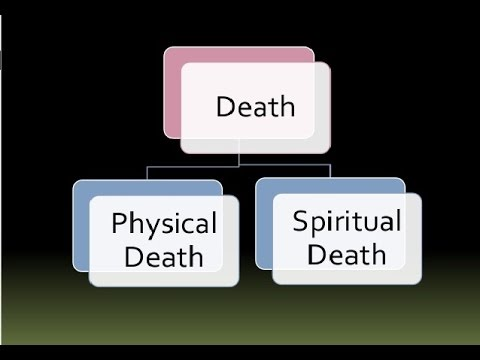 Two Everythings - Two Deaths (Spiritual and Physical)