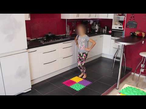 Серия упражнений на ковриках ТМ \