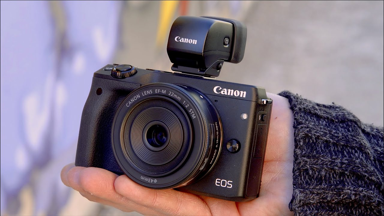 Canon Eos M3 Hands On Field Test Youtube M10 Ef M 15 45mm Is Stm White