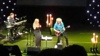 Brian May & Kerry Ellis - One Voice The Tour - Ancona 21.02.2016(My personal playlist of 4 songs performed live in Ancona, 21st February 2016, One Voice The Tour. Il mio piccolo collage delle 4 canzoni che sono riuscita a ..., 2016-02-26T10:40:07.000Z)
