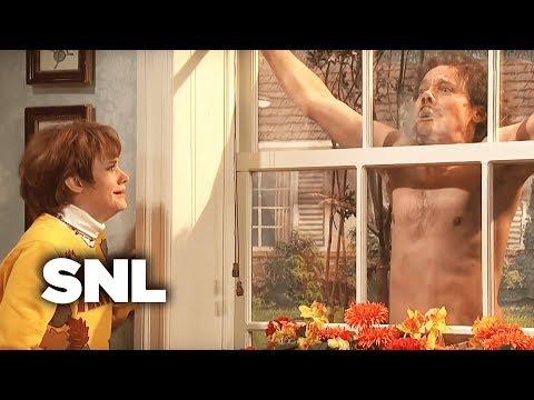 Cut for Time: Thanksgiving Dinner - SNL