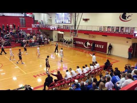Spartan Boys vs. Nebraska City Lourdes