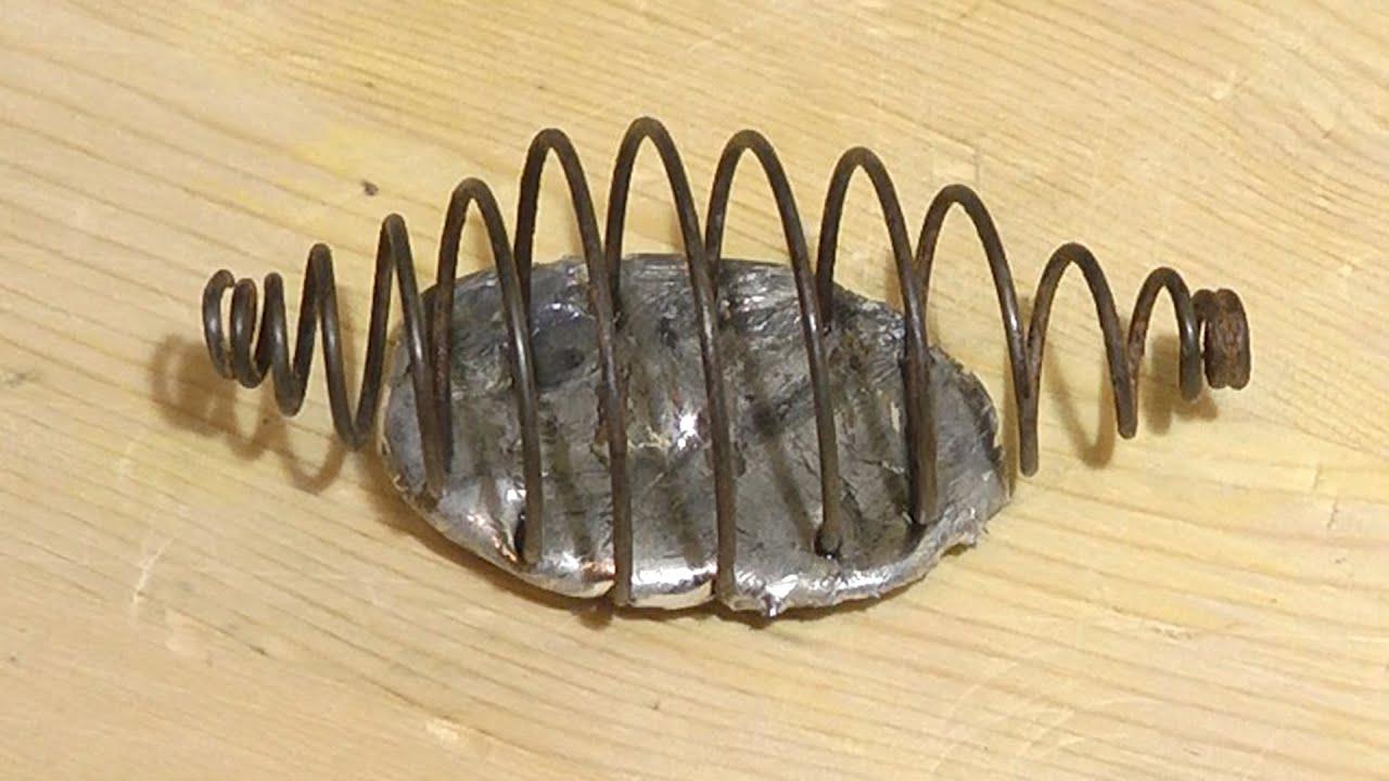 Изготовление флэт кормушки для рыбалки своими руками