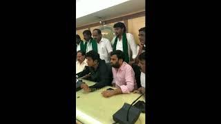 Hatrick Hero Shivarajkumar Speech Supporting Mahadayi at KFCC