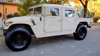 1985 AM General Hmmwv Humvee - Ross's Valley Auto Sales - Boise, Idaho