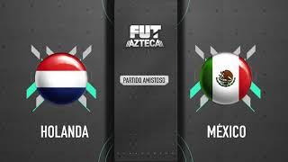 Holanda 0-1 México | Amistoso Internacional | Resumen y gol de Raúl Jiménez