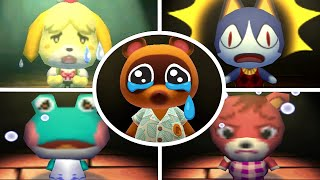 Evolution of Deleting Save Data in Animal Crossing Games (2001-2020)