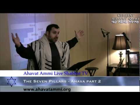 Light of the Top of the The Hill: Ahavat Yisrael