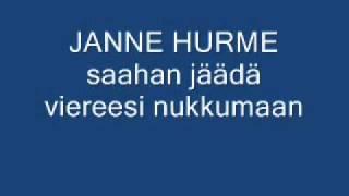 Janne Hurme Taivaan tie