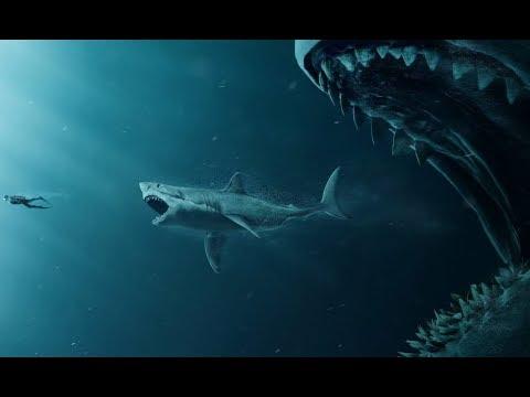 Melhor Filme completo dublado 2018 O Lago dos Tubarões