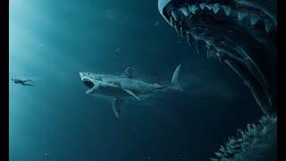 Melhor Filme completo dublado 2018 (O Lago dos Tubarões)