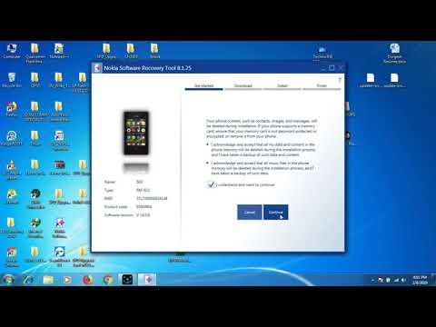 How To Flash Nokia 503 Rm 922 Very Easy Method
