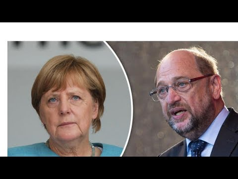 BREAKING MERKEL UNDER FIRE: Rivals attack chancellor over Germany's defence spending plans