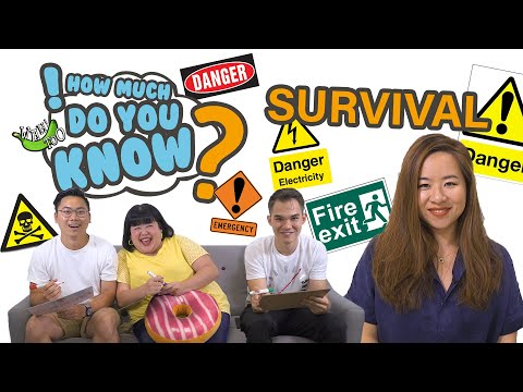 How Much Do You Know - Survival