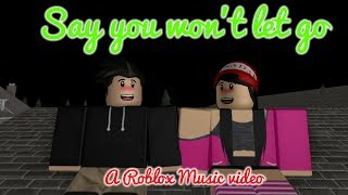 """Di que no te vas a soltar"" - James Arthur Roblox Video Musical (Roblox Music Video) Perfecto S1E2"