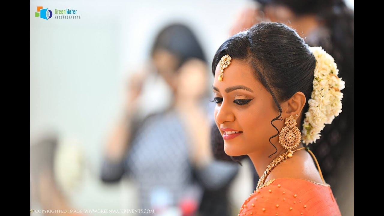 Kerala Muslim Engagement Shehina Anees Makeup Teaser 2016