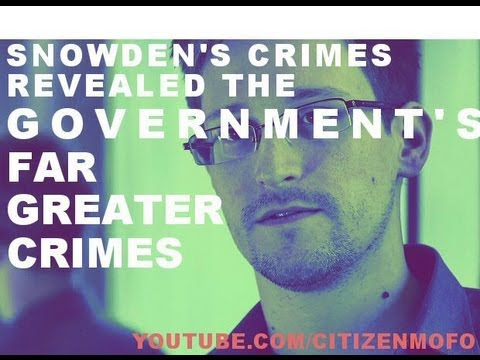 'Fear Itself': Edward Snowden, the NSA, Obama, & the new surveillance state