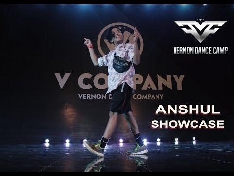 ANSHUL | SHOWCASE | VERNON DANCE CAMP