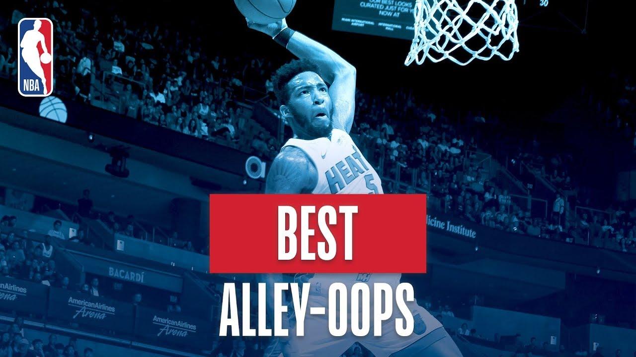 Download NBA's Best Alley-Oops   2018-19 NBA Regular Season