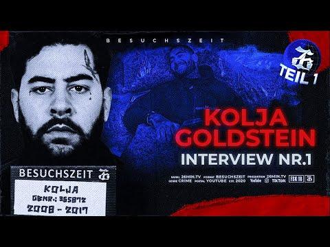 KOLJA GOLDSTEIN | Teil 1 | S02E14 | Besuchszeit On Tour | AMSTERDAM
