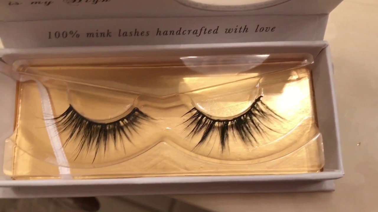12c72447feb EASY!! How to Clean & Re-Use your Strip Lashes - YouTube