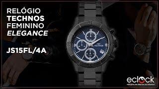 6a10b9c95fb37 Relógio Technos Feminino Elegance JS15FL 4A ...