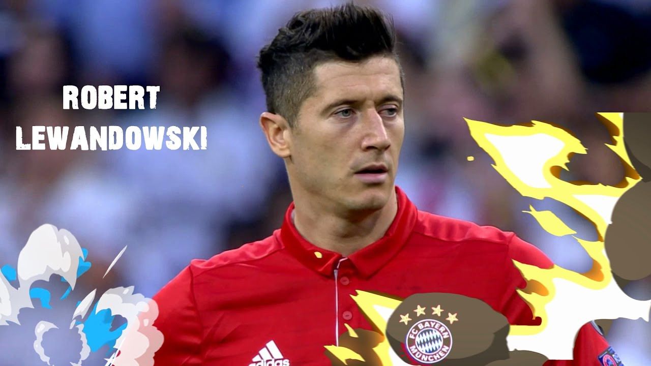 Robert Lewandowski ♢Perfect Attacker♢ 2017