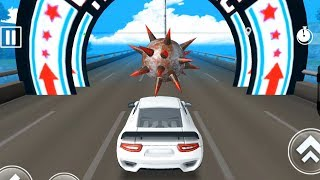 DEADLY RACE #7 Speed Sport Car Bumps Challenge 3d Gameplay Android IOS