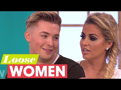 Katie Price Meets Her Male 40K Lookalike Nathan Thursfield | Loose Women
