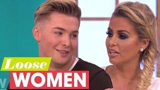 Katie Price Meets Her Male 40K Lookalike Nathan Thursfield | Loose Women