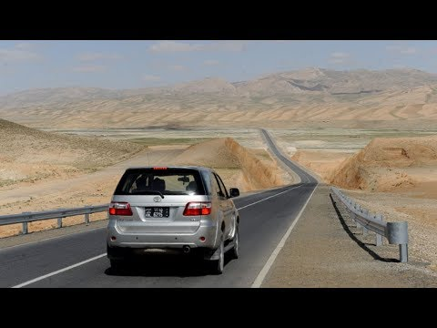 Kabul Mazar-i-sharif Highway Afghanistan
