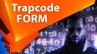 AEplug 21 - Урок о Trapcode Form 2. Эффект цифрового видео.
