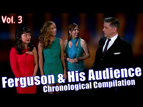 Craig Ferguson & His Audience - 2012 Edition, Vol. 3 Out Of 4