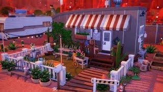 Уютный трейлер | Строительство Sims 4