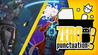 Furi & Song of the Deep (Zero Punctuation)