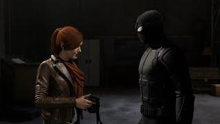 Spider-Man Saves Mary Jane (Stealth Suit Walkthrough) - Marvel