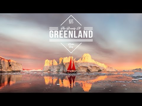 The Beauty of Greenland in 4K Mp3
