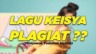 Benarkah lagu Keisya Levronka - Jadi Kekasihku Saja itu plagiat lagu Thavita - Hanya Teman Saja ?