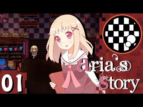 Aria's Story | PART 1 | RPG Maker Horror